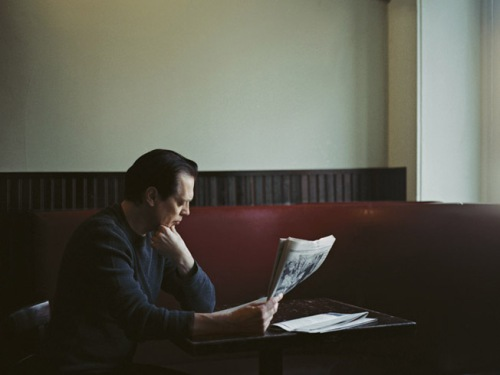 Steve Buscemi, East Village By Abbey Drucker