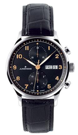 Junghans Attaché Chronoscope Automatic
