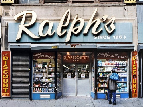 Ralph's, by James and Karla Murray