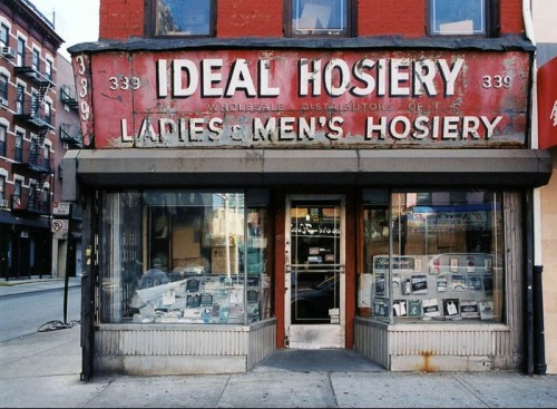 Ideal Hosiery, by James and Karla Murray