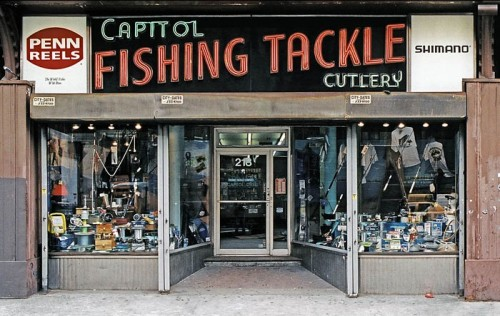 Capitol Fishing Tackle, by James and Karla Murray
